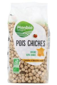 POIS CHICHES AB. 500 g.