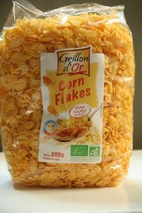 CORN FLAKES NATURE .500 G.